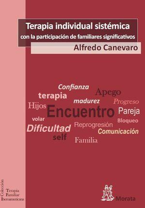 TERAPIA INDIVIDUAL SISTÉMICA CON LA PARTICIPACIÓN DE LOS FAMILIARES SIGNIFICATIVOS