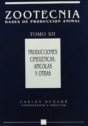 PRODUCCIONESCINEGÉTICAS,APÍCOLASYOTRAS.ZOOTECNIATOMOXII