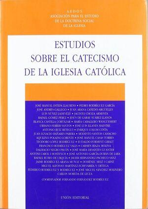 ESTUDIOS SOBRE EL CATECISMO DE LA IGLESIA CATÓLICA