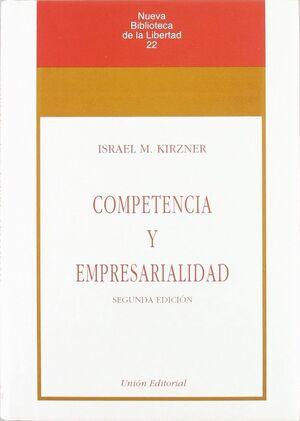 COMPETENCIA Y EMPRESARIALIDAD
