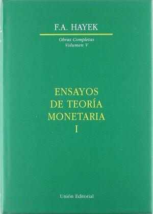 ENSAYOS DE TEORIA MONETARIA I