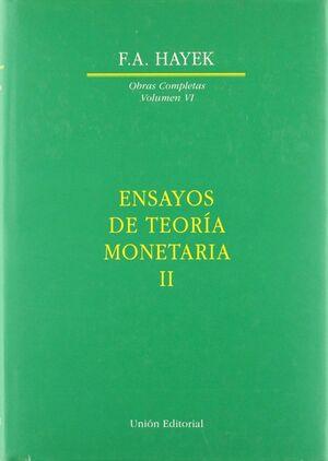 ENSAYOS DE TEORIA MONETARIA II