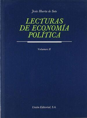LECTURAS DE ECONOMÍA POLÍTICA. VOL II (2.ª EDICIÓN)