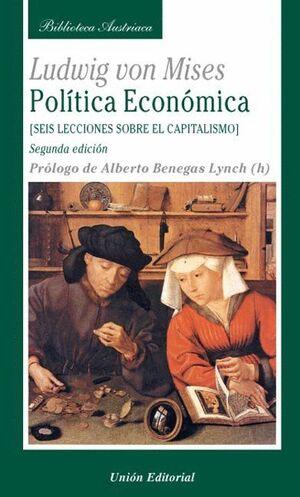 POLITICA ECONOMICA SEIS LECCIONES SOBRE EL CAPITALISMO