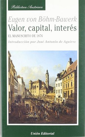 VALOR, CAPITAL, INTERÉS
