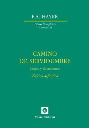 CAMINO DE SERVIDUMBRE TEXTOS Y DOCUMENTOS
