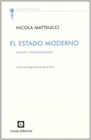ESTADO MODERNO, EL LEXICO Y EXPLORACIONES