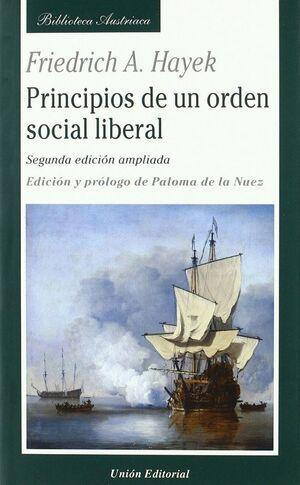 PRINCIPIOS DE UN ORDEN SOCIAL LIBERAL