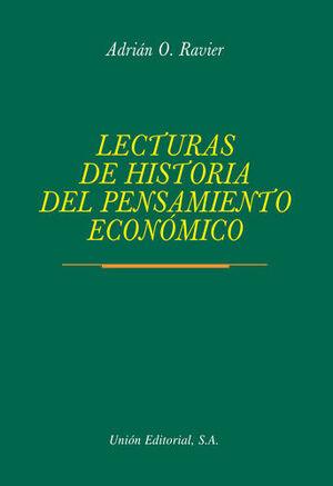 LECTURAS DE HISTORIA DEL PENSAMIENTO ECONÓMICO