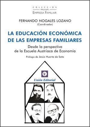LA EDUCACIÓN ECONÓMICA DE LAS EMPRESAS FAMILIARES