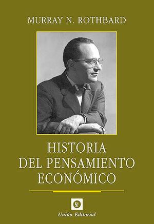 HISTORIA DEL PENSAMIENTO ECONOMI