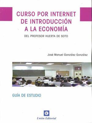 CURSO POR INTERNET DE INTRODUCCIÓN A LA ECONOMÍA