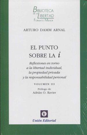 EL PUNTO SOBRE LA I. VOLUMEN III