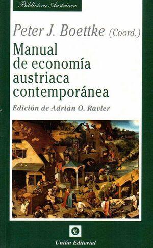 MANUAL DE ECONOMIA AUSTRIACA CONTEMPORANEA