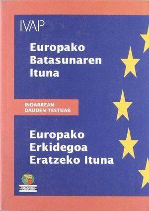 LOS TRATADOS DE LA UNIÓN EUROPEA