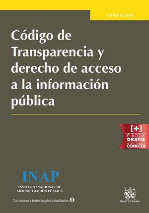 CÓDIGO DE TRANSPARENCIA Y DERECHO DE ACCESO A LA INFORMACIÓN PÚBLICA