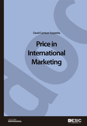 PRICE IN INTERNATIONAL MARKETING