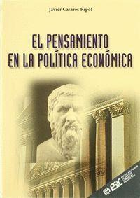 EL PENSAMIENTO EN LA POLÍTICA ECONÓMICA