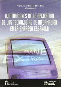 ILUSTRACIONES DE  LA APLICACIÓN DE TECNOLOGIAS DE INFORMACIÓN