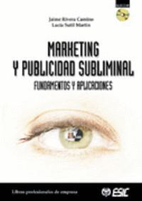 MARKETING Y PUBLICIDAD SUBLIMINAL