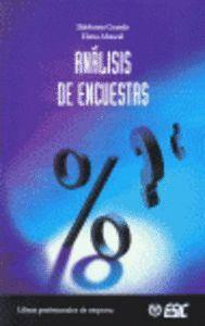 ANÁLISIS DE ENCUESTAS