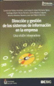 DIRECCIÓN Y GESTIÓN DE LOS SISTEMAS DE INFORMACIÓN EN LA EMPRESA
