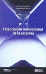 FINANCIACIÓN INTERNACIONAL DE LA EMPRESA