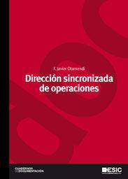 DIRECCIÓN SINCRONIZADA DE OPERACIONES