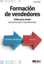 FORMACIÓN DE VENDEDORES. SABER PARA VENDER