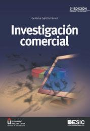 INVESTIGACIÓN COMERCIAL