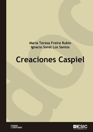 CREACIONES CASPIEL, S.L.