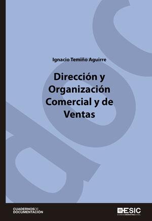 DIRECCIÓN Y ORGANIZACIÓN COMERCIAL Y DE VENTAS
