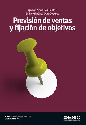 PREVISIÓN DE VENTAS Y FIJACIÓN DE OBJETIVOS