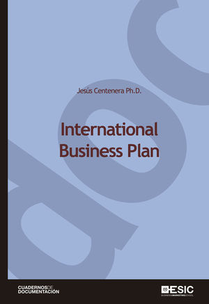 INTERNATIONAL BUSINESS PLAN