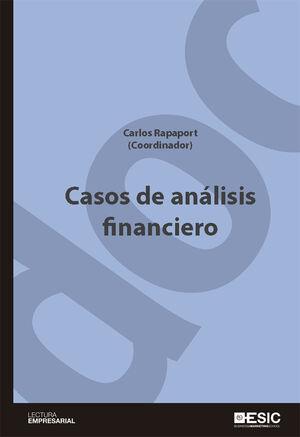 CASOS DE ANÁLISIS FINANCIERO