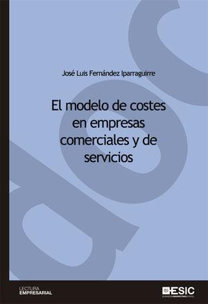 EL MODELO DE COSTES EN EMPRESAS COMERCIALES Y DE SERVICIOS