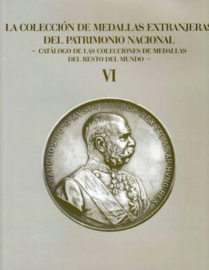 LA COLECCIÓN DE MEDALLAS EXTRANJERAS DEL PATRIMONIO NACIONAL
