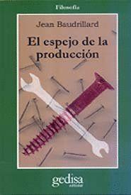 EL ESPEJO DE LA PRODUCCIÓN