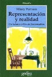 REPRESENTACIÓN Y REALIDAD