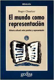 EL MUNDO COMO REPRESENTACIÓN