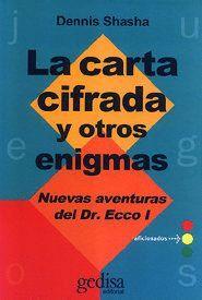 LA CARTA CIFRADA Y OTROS ENIGMAS