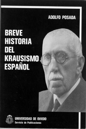 BREVE HISTORIA DEL KRAUSISMO ESPAÑOL