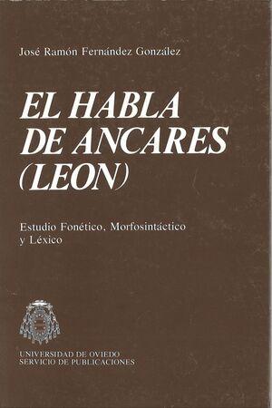 EL HABLA DE ANCARES (LEÓN)