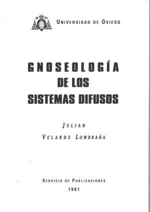 GNOSEOLOGÍA DE LOS SISTEMAS DIFUSOS