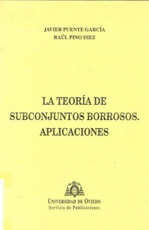 LA TEORÍA DE SUBCONJUNTOS BORROSOS