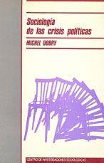 SOCIOLOGÍA DE LAS CRISIS POLÍTICAS
