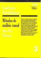 MÉTODOS DE ANÁLISIS CAUSAL