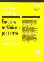 ENCUESTAS TELEFÓNICAS Y POR CORREO