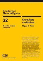 ENTREVISTAS CUALITATIVAS (2ª EDICIÓN REVISADA Y AMPLIADA)