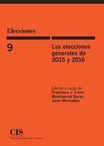 LAS ELECCIONES GENERALES DE 2015 Y 2016